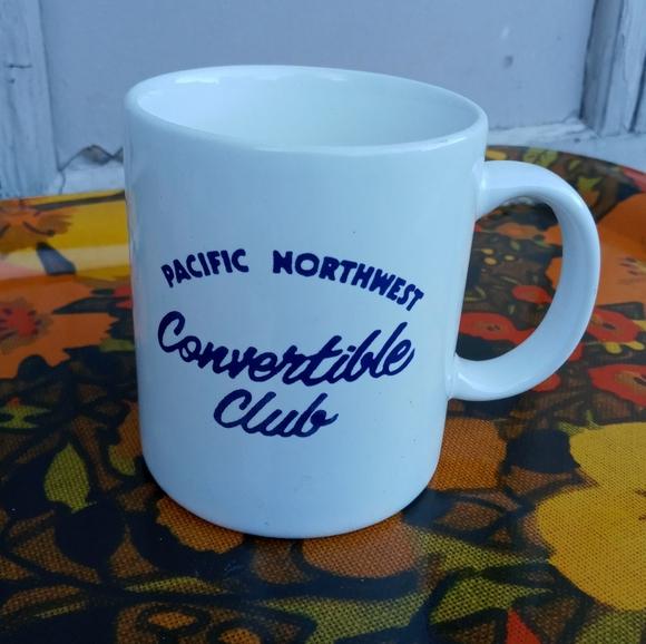 VINTAGE MUG PNW CONVERTIBLE CLUB